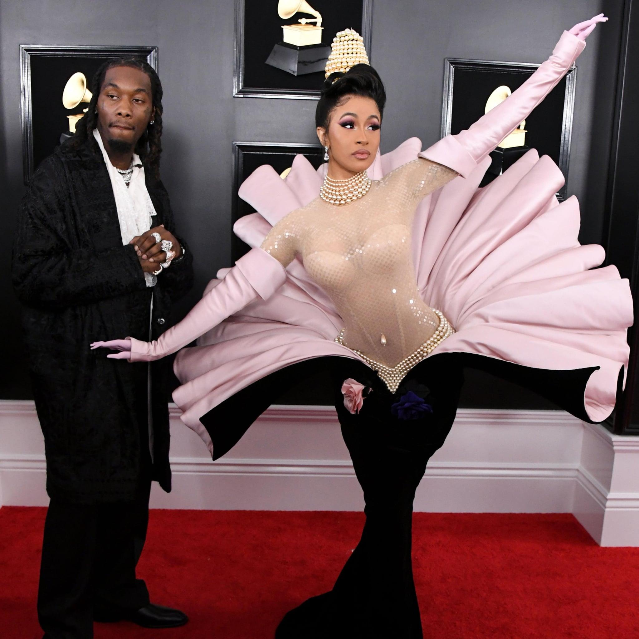 Cardi B - 61. Grammy Ödül Töreni