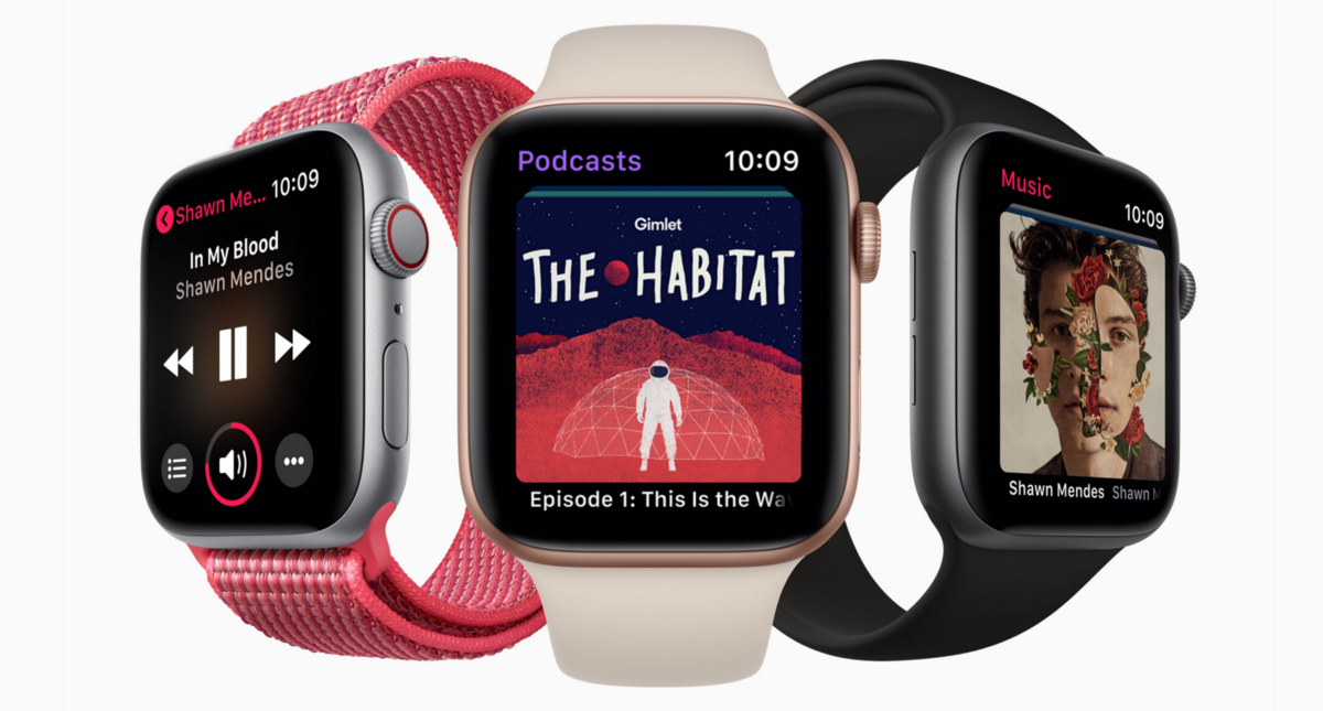 Apple Watch Series 4 - Akıllı Saat Ve Bileklikler
