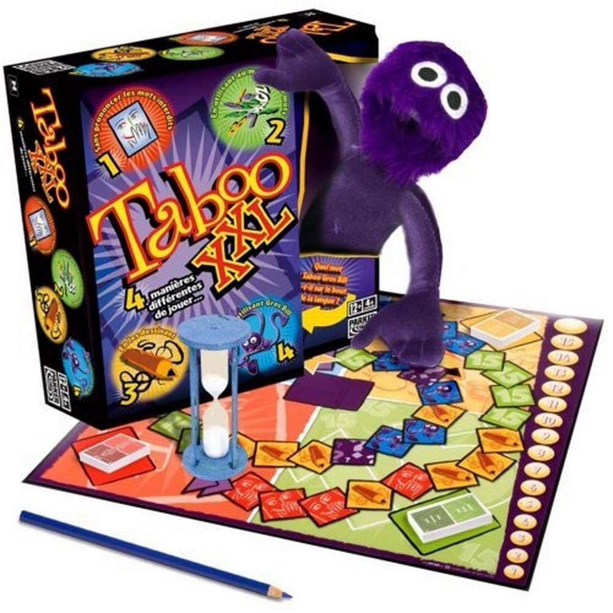Tabu - Kutu Oyunları
