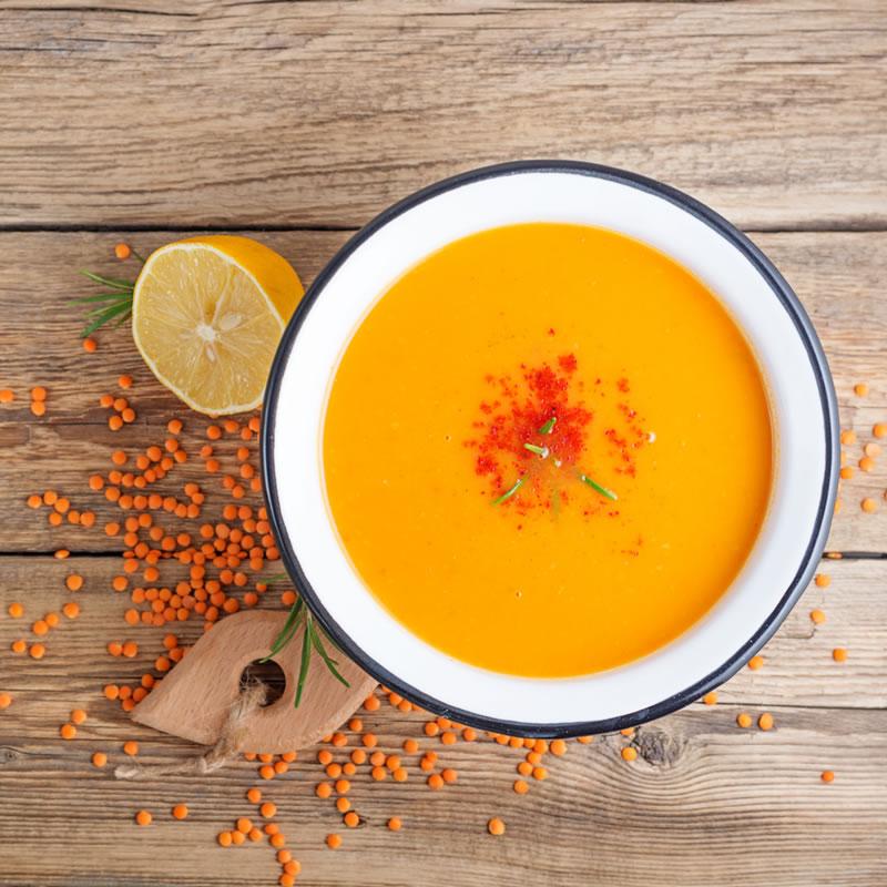 Mercimek Çorbası - Bugün İftarda Ne Pişirsem?