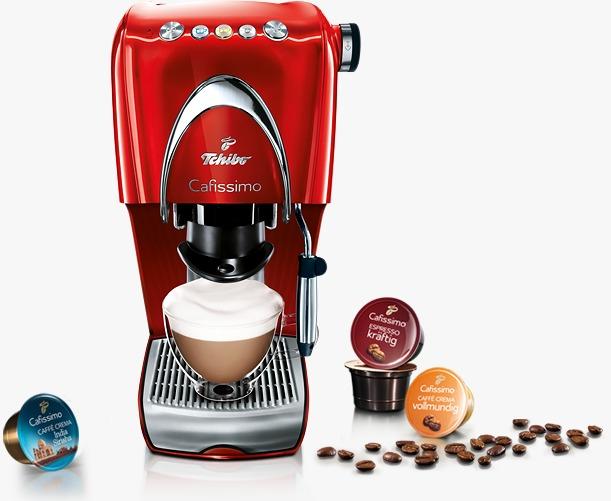 Tchibo Cafissimo Classic - En İyi Kahve Makineleri
