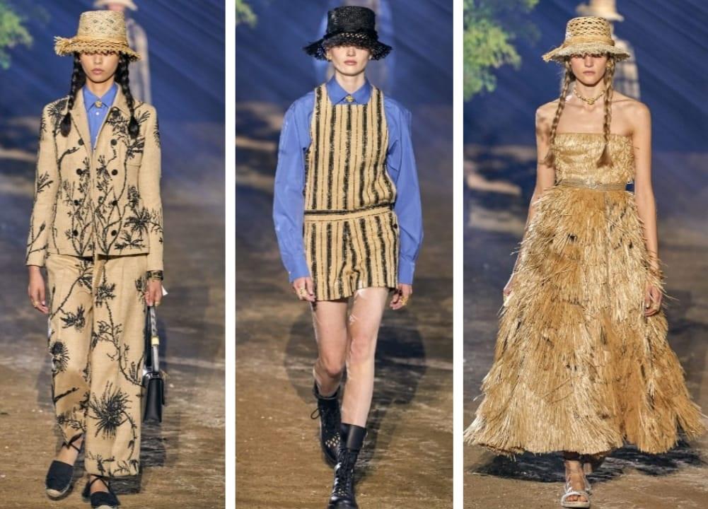 Christian Dior 2020 - Paris Moda Haftası