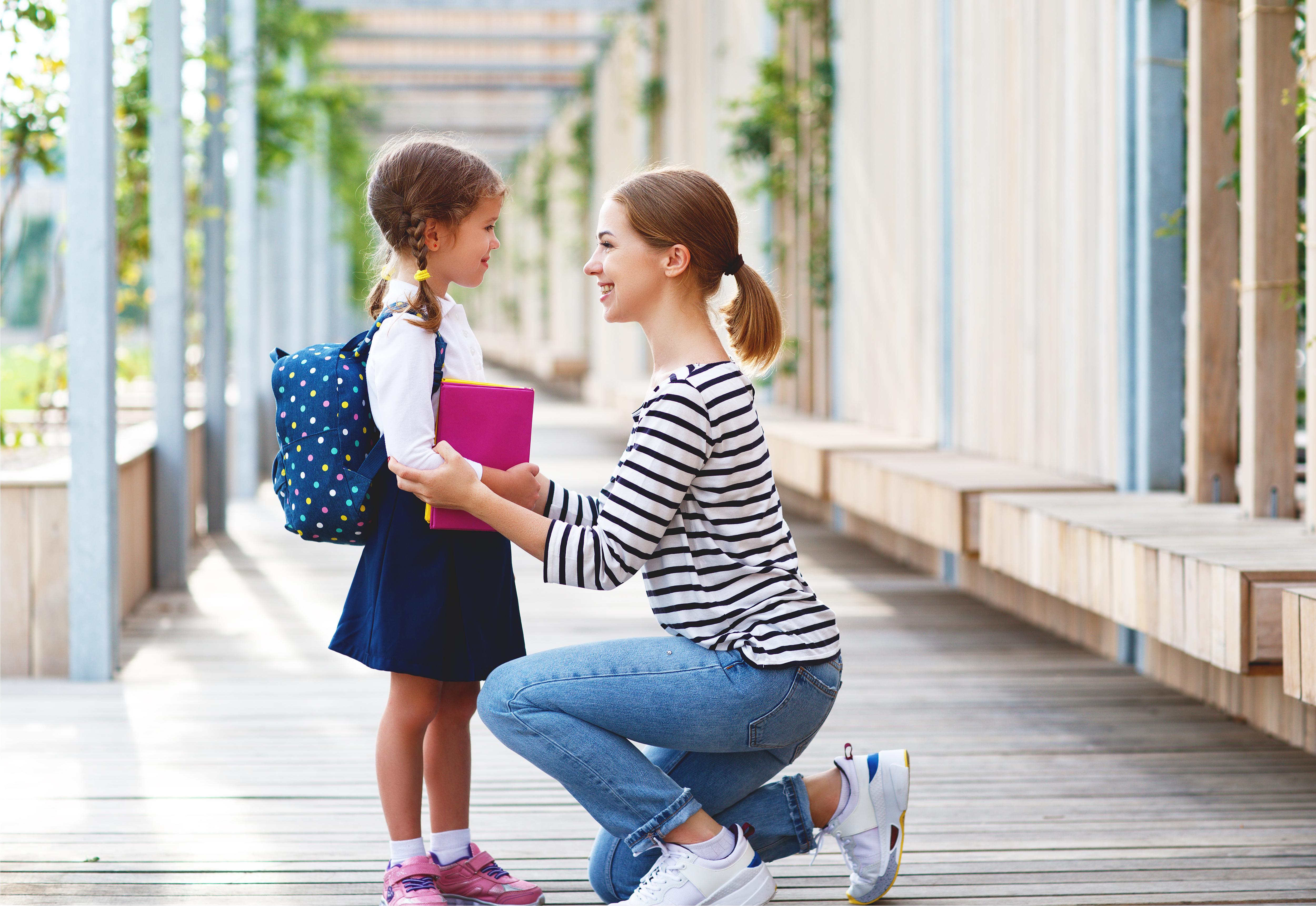 Çocuğunuzu Cesaretlendirin - Çocuğum Okula Başladı!