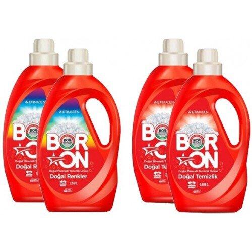 Boron - Yerli Ve Milli Deterjanı: Boron