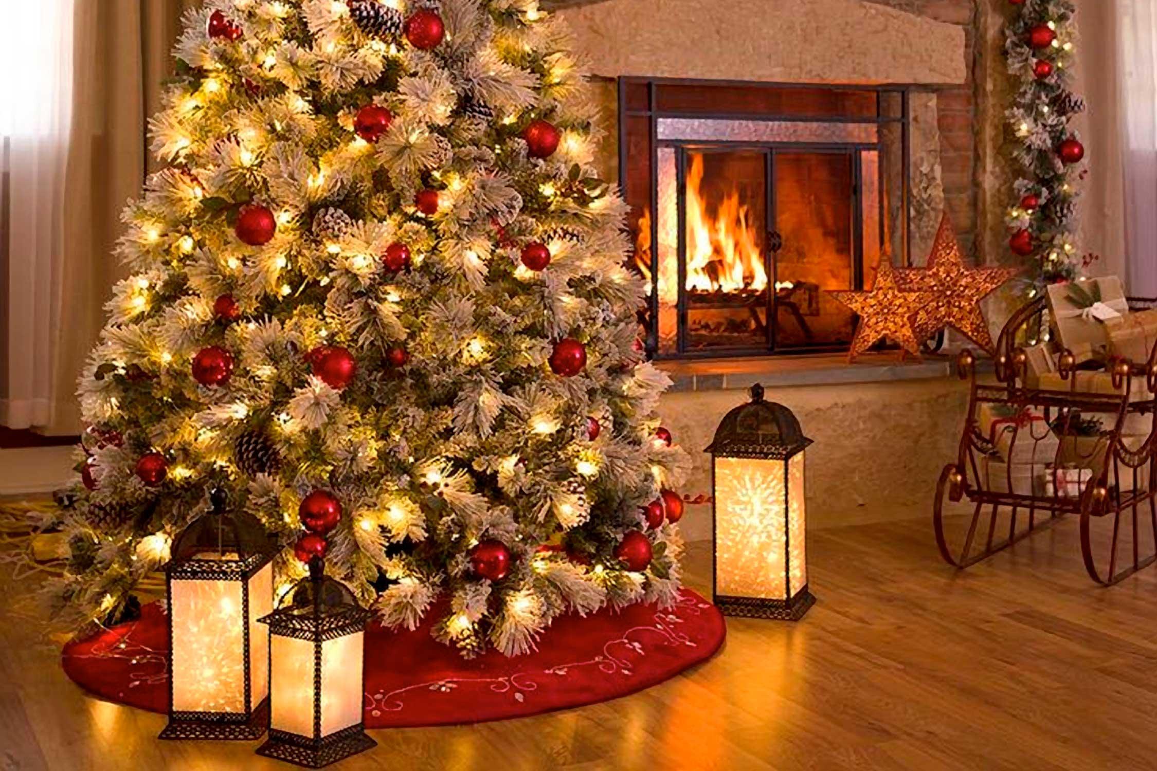 Yılbaşı Ağacı - Evde Yeni Yıl Hazırlıkları