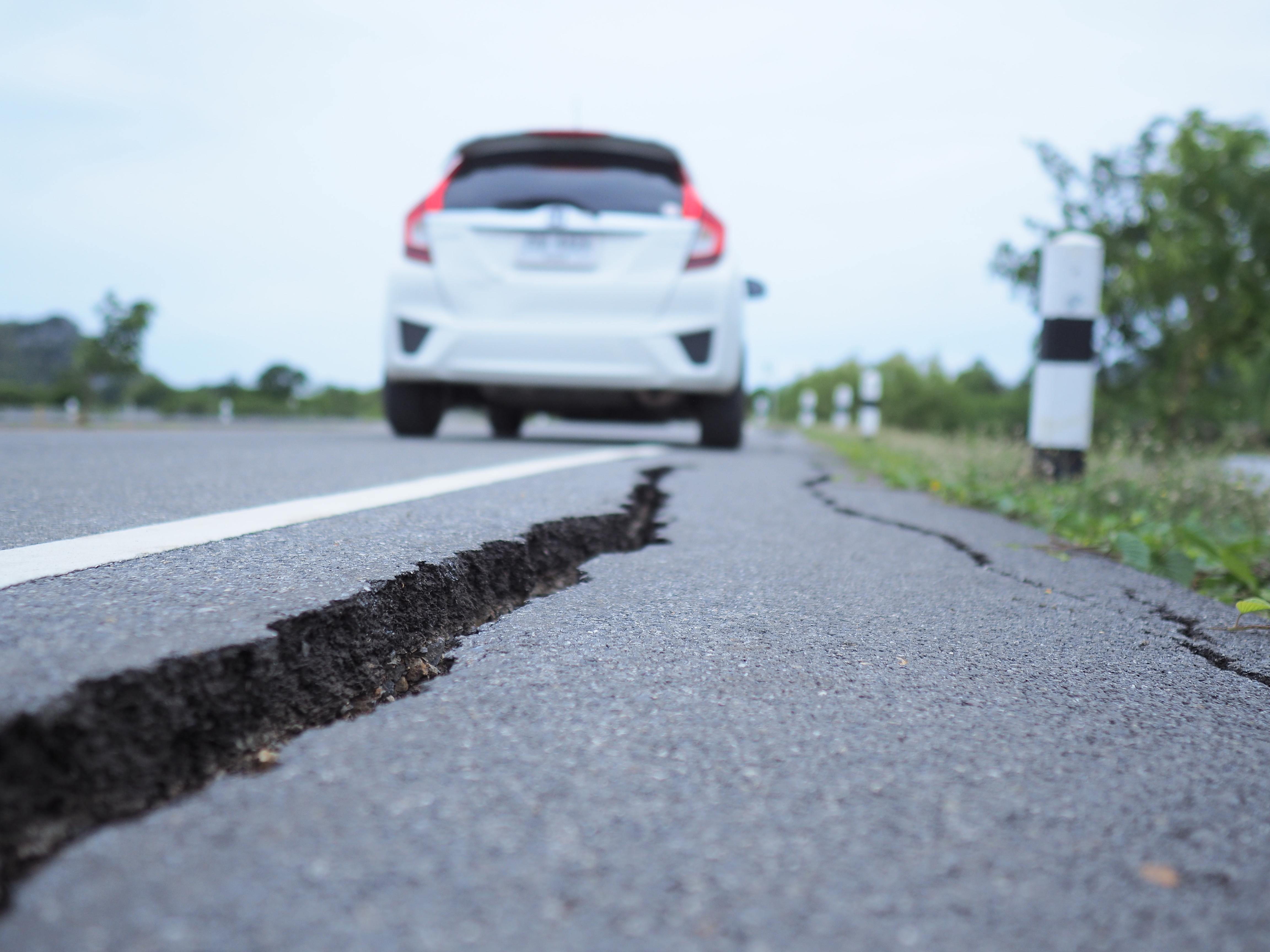 Araba Kullanırken Deprem