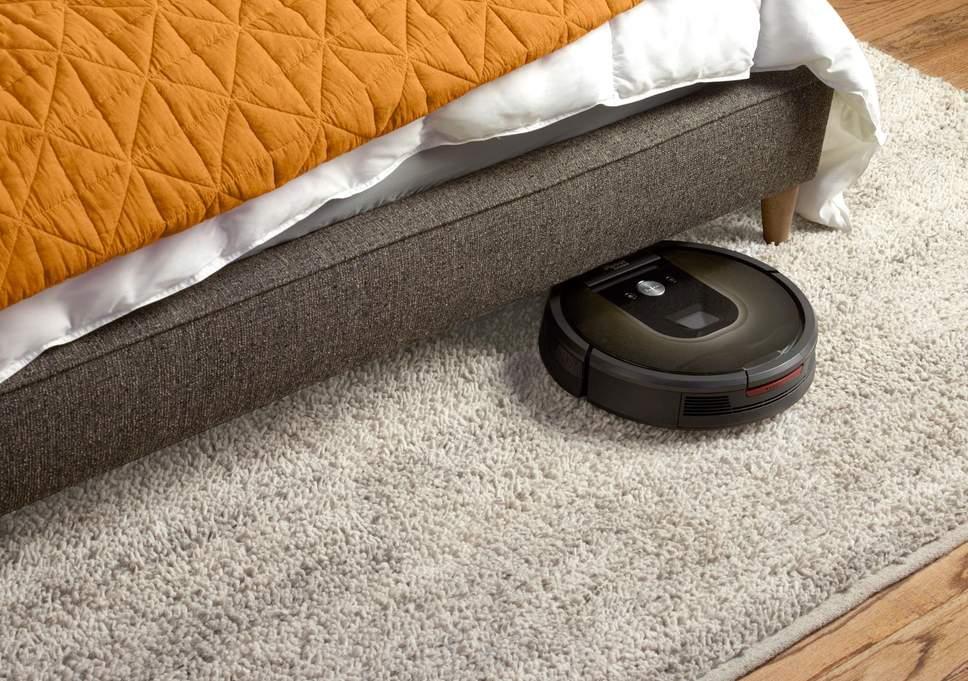 Temiz bir ev - Evinizin Asistanı: Robot Süpürgeler