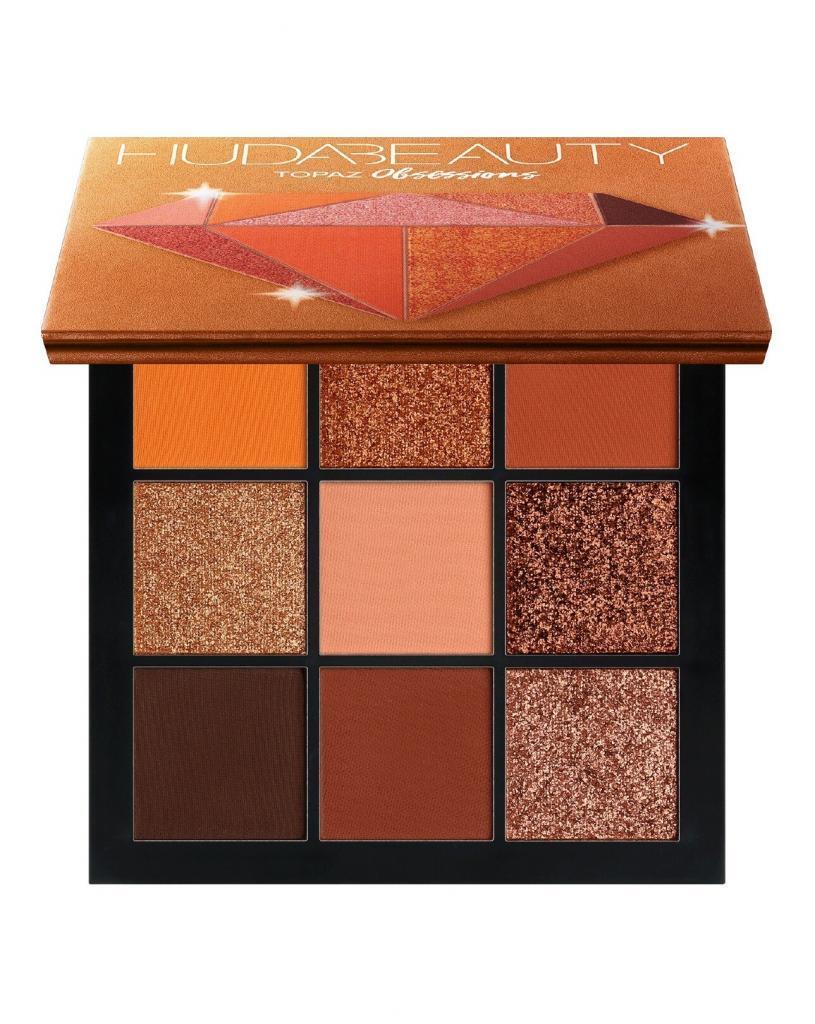Huda Beauty Obsessions Eyeshadow Palette Topaz