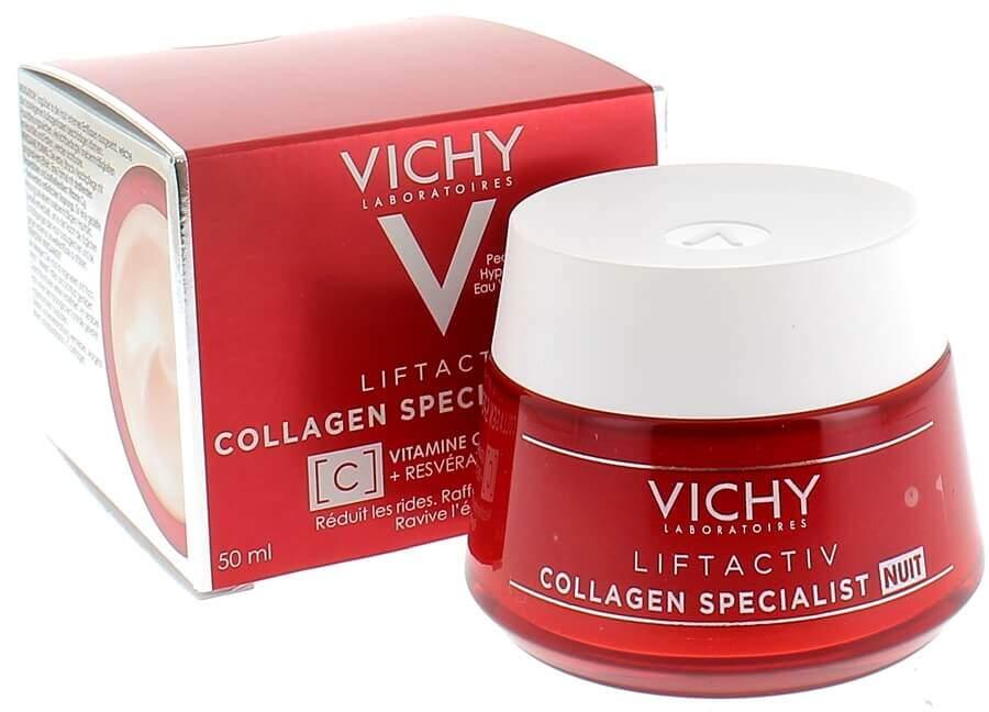 Vichy Liftactiv Collagen - Kolajen İçeren Cilt Bakım Ürünleri