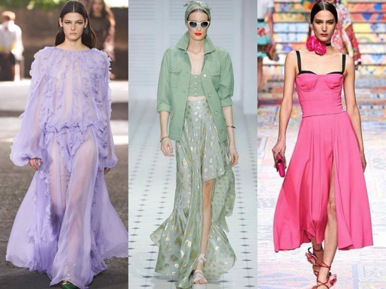 2021 İlkbahar-Yaz Renk Trendleri