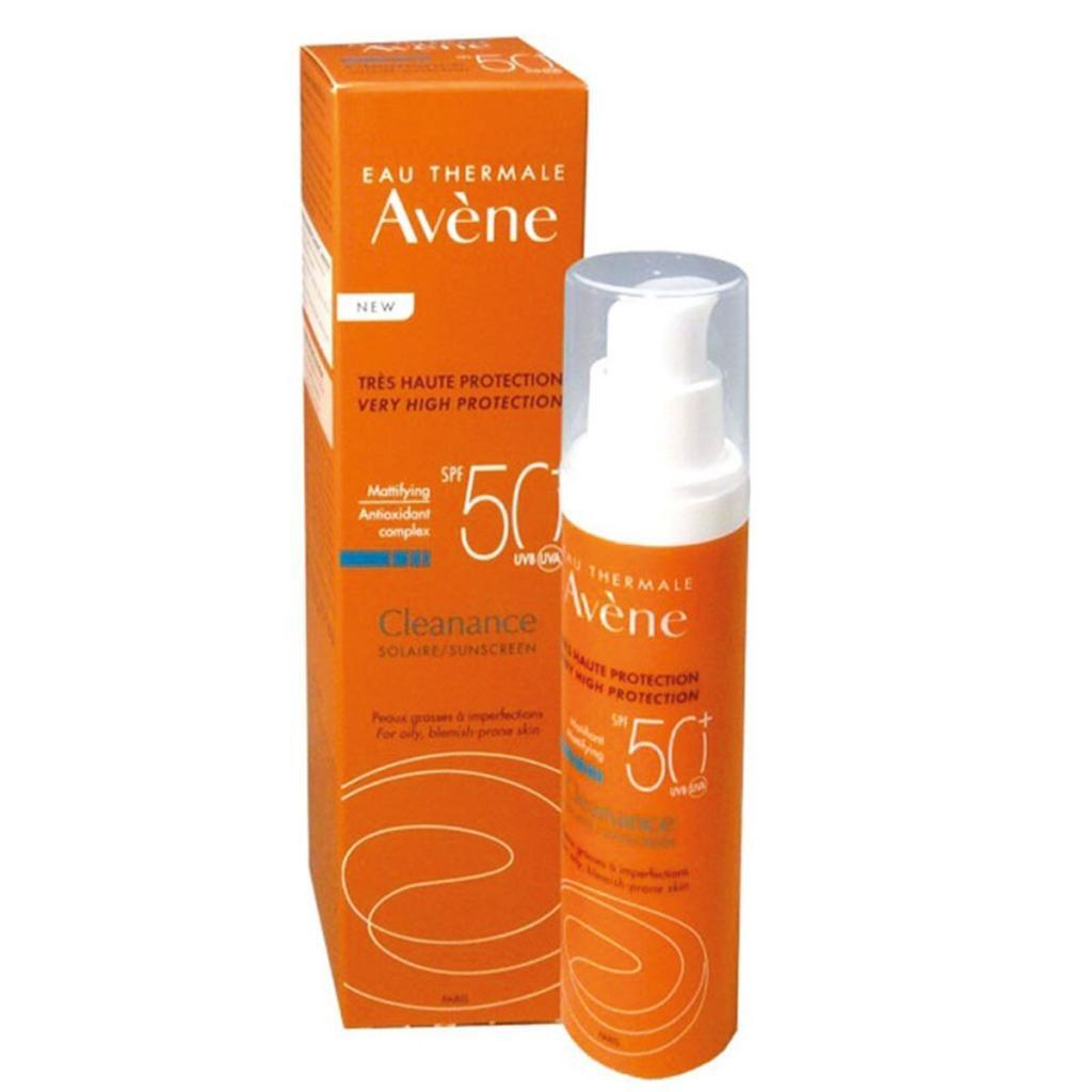 Avene Cleanance Solaire Tinted