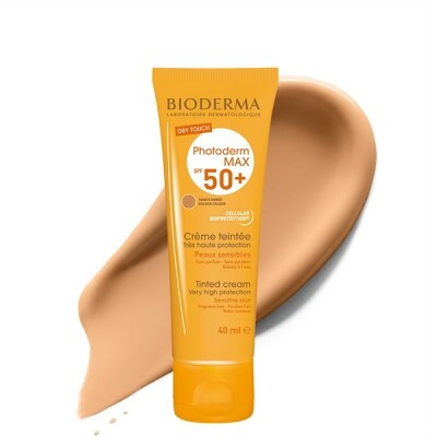Bioderma Photoderm Tinted Cream Spf 50+