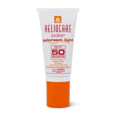 Heliocare Gelcream Color Light Spf 50+