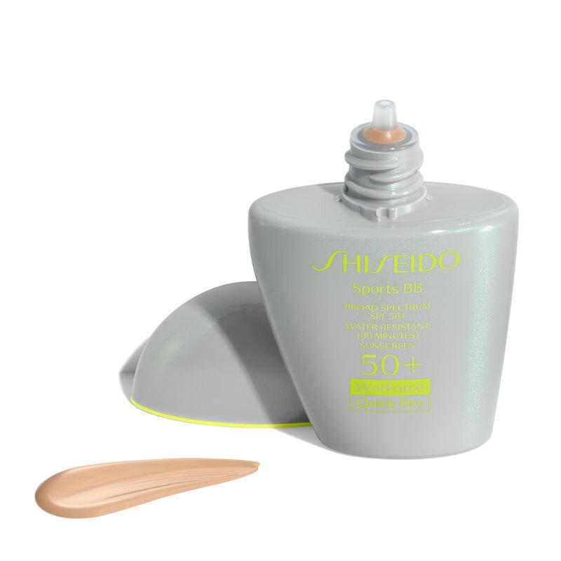 Shiseido Sports Bb Spf 50 - En İyi 5 Renkli Güneş Koruyucu