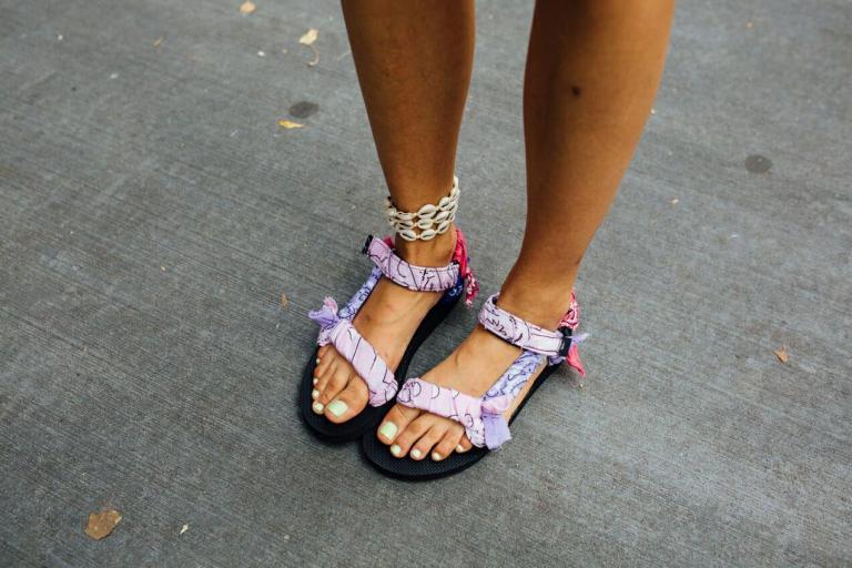 2021 4 Sandalet Trendi